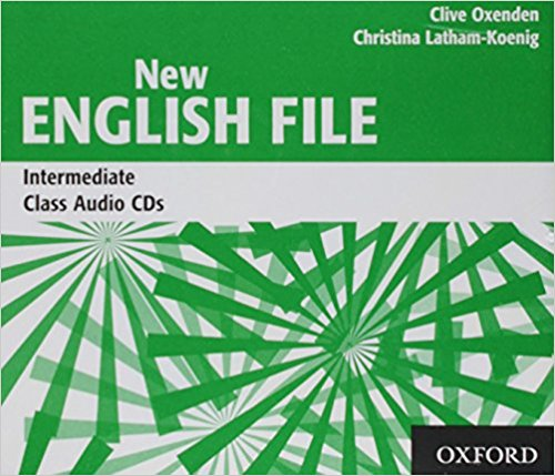 NEW ENGLISH FILE INTERMEDIATE Audio CD