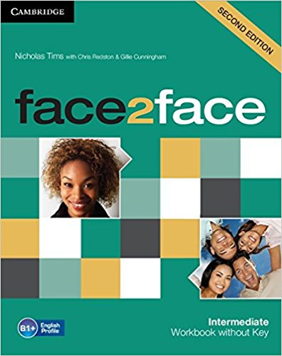 FACE 2 FACE INTERMEDIATE 2nd ED Workbook without answers