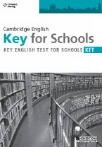 CAMBRIDGE KET FOR SCHOOLS Practice Tests Student's Book