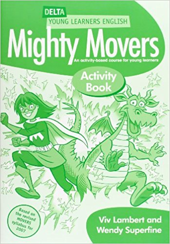 DELTA MIGHTY MOVERS Activity Book