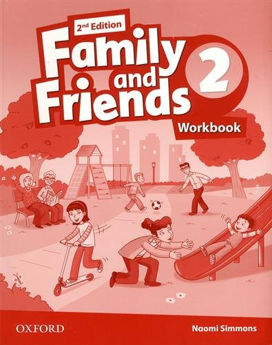 FAMILY & FRIENDS 2 2nd ED Workbook