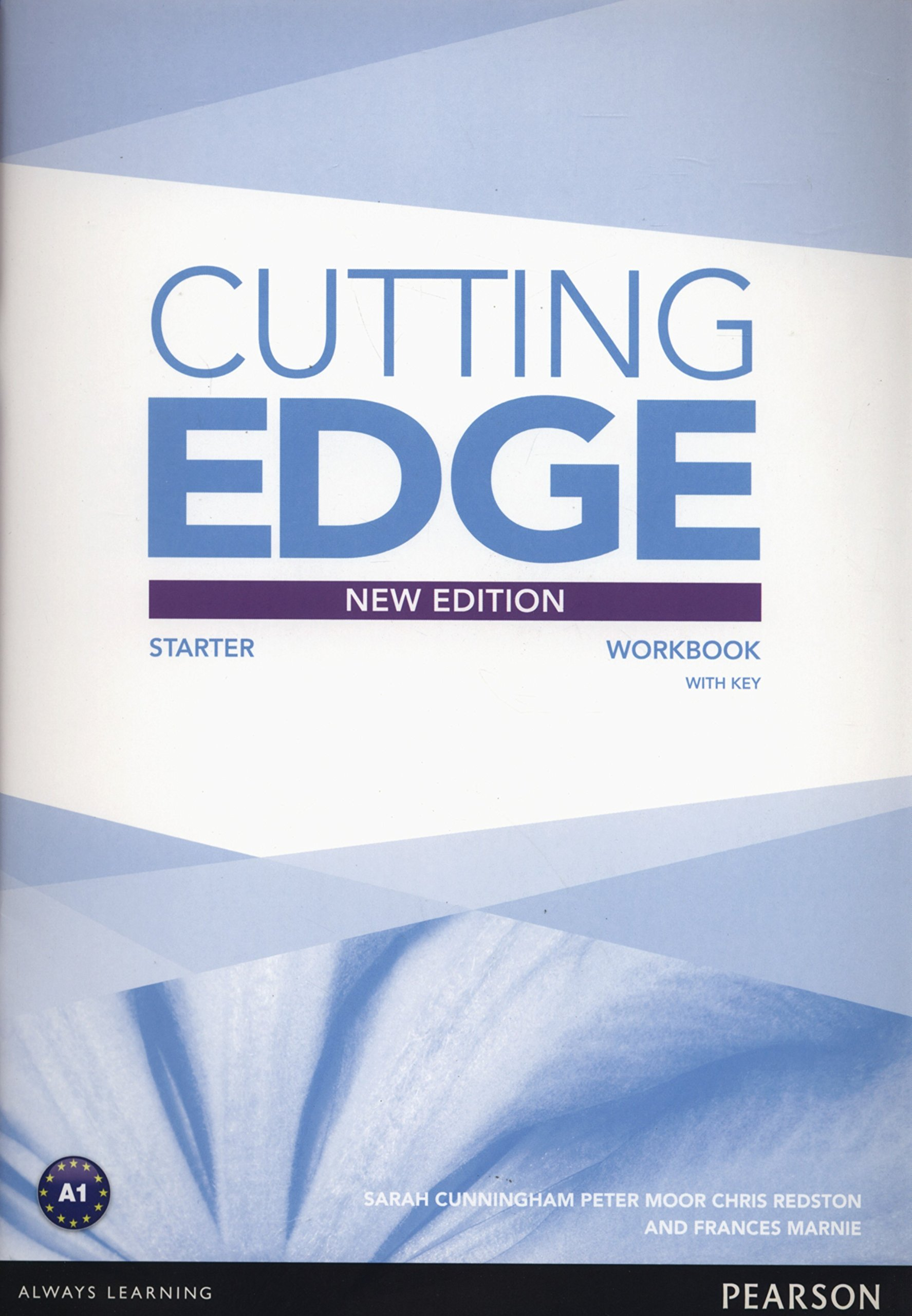 CUTTING EDGE STARTER 3rd ED Workbook with answers + Audio CD