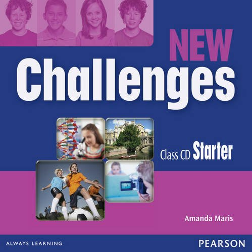 CHALLENGES NED Starter Class Audio CD (x2)