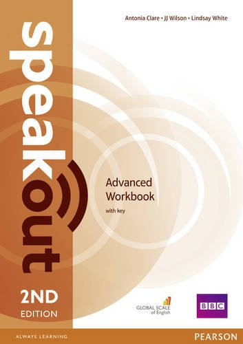 SPEAKOUT  ADVANCED 2nd ED Workbook  with answers