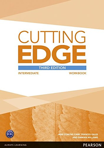 CUTTING EDGE INTERMEDIATE 3rd ED Workbook without answers