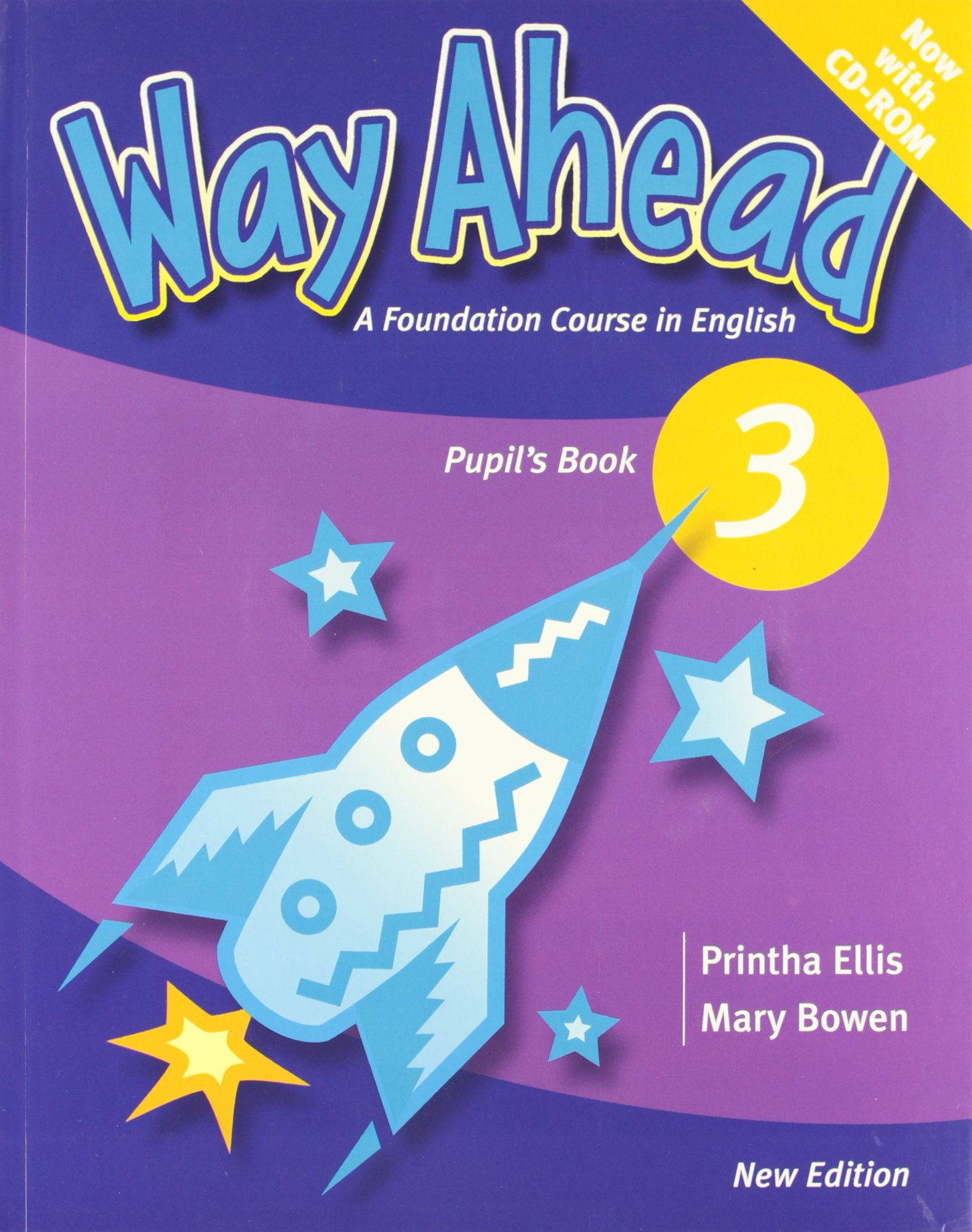 NEW WAY AHEAD 3 Pupil's Book+ CD-ROM