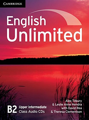 ENGLISH UNLIMITED UPPER-INTERMEDIATE  Audio CD