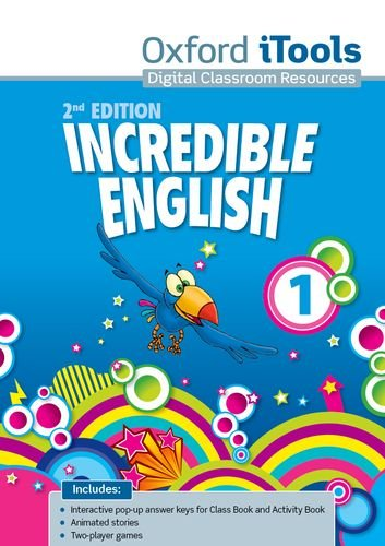 INCREDIBLE ENGLISH  2nd ED 1 Itools