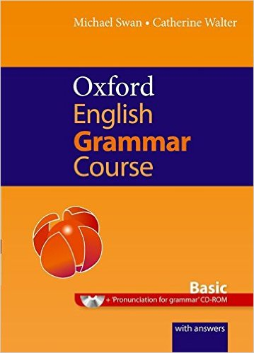 OXFORD ENGLISH GRAMMAR COURSE BASIC Book with Answers + CD-ROM