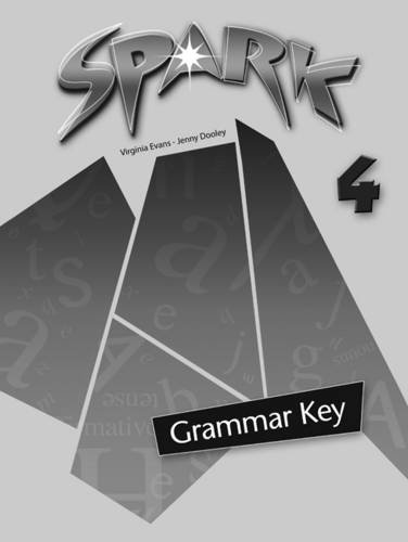 SPARK 4 (MONSTERTRACKER) Grammar Book Key