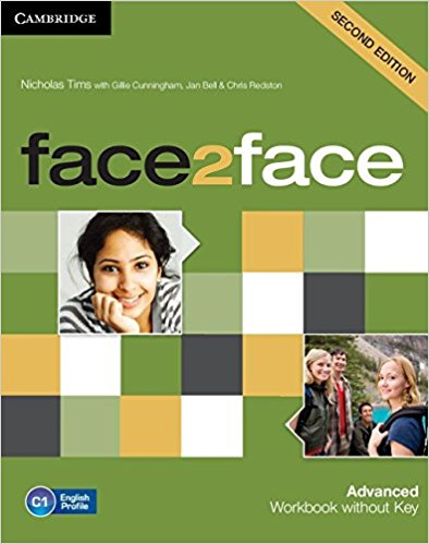 FACE 2 FACE ADVANCED 2nd ED Workbook without answers