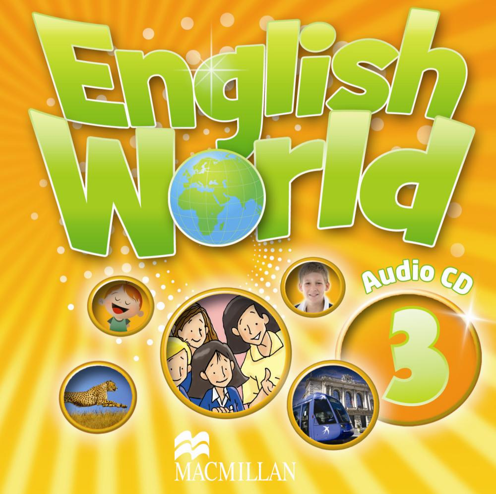 ENGLISH WORLD 3 Class Audio CDx2