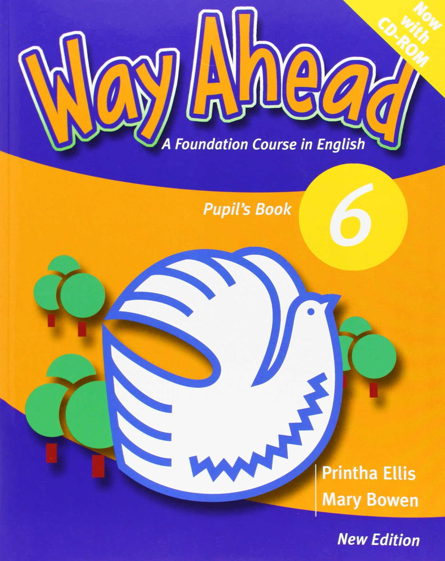 NEW WAY AHEAD 6 Pupil's Book + CD-ROM