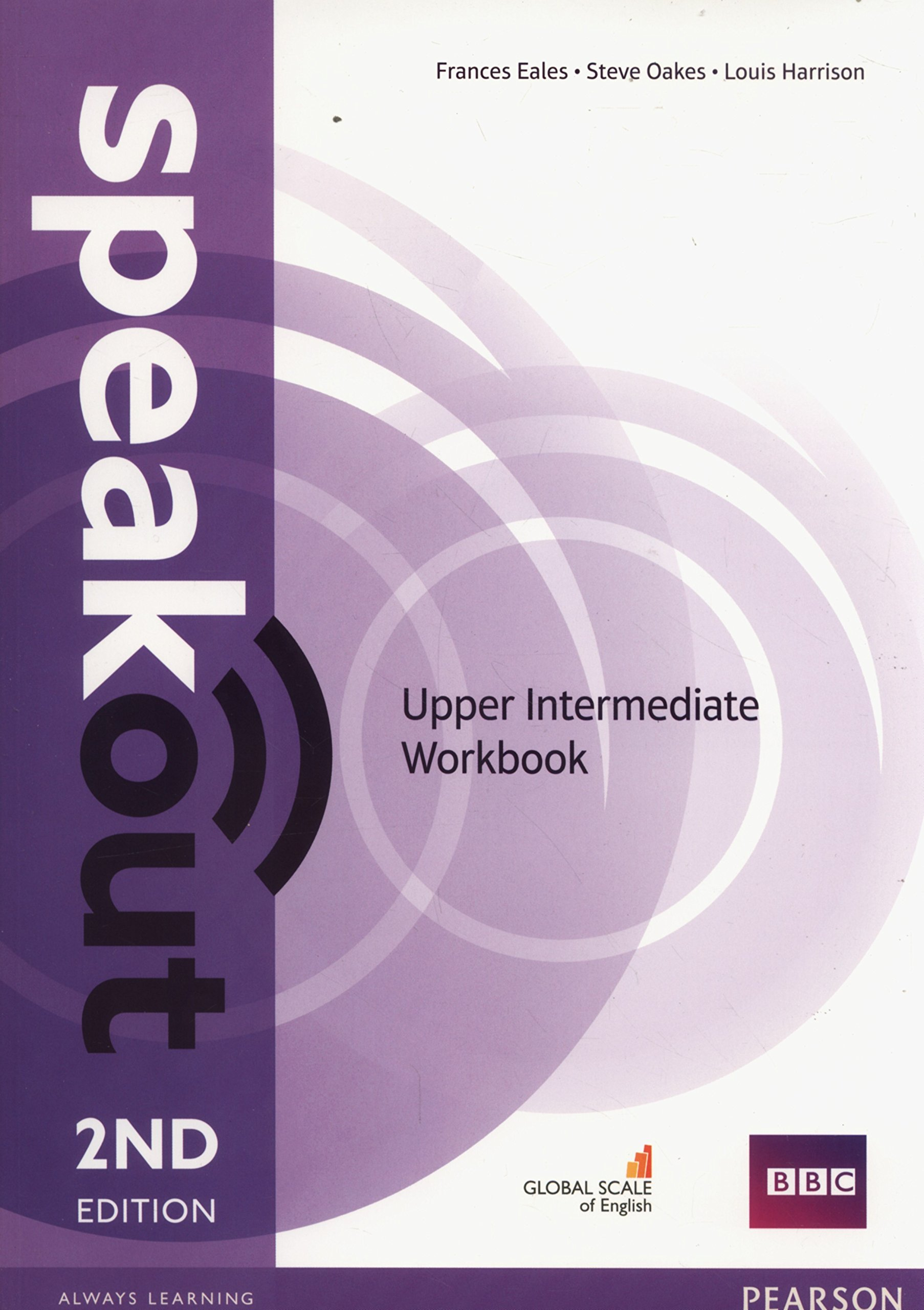 SPEAKOUT  UPPER- INTERMEDIATE 2nd ED Workbook  without answers
