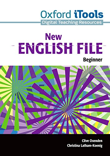 NEW ENGLISH FILE BEGINNER  iTools DVD-ROM