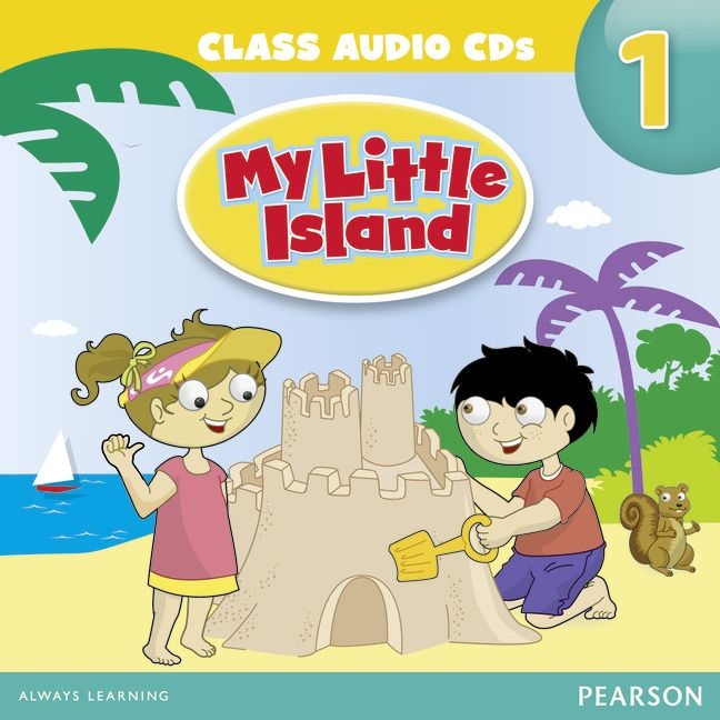 MY LITTLE ISLAND 1 Audio CD (x2)