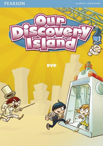 OUR DISCOVERY ISLAND 5 DVD
