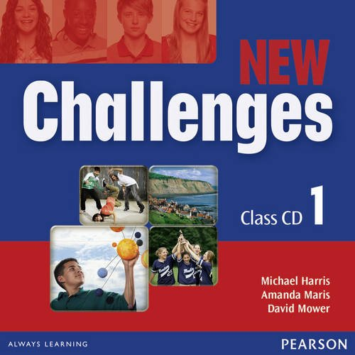 CHALLENGES NED 1 Class Audio CD (x3)