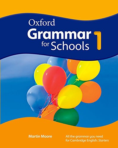 OXFORD GRAMMAR FOR SCHOOLS 1 Student's Book + DVD-ROM