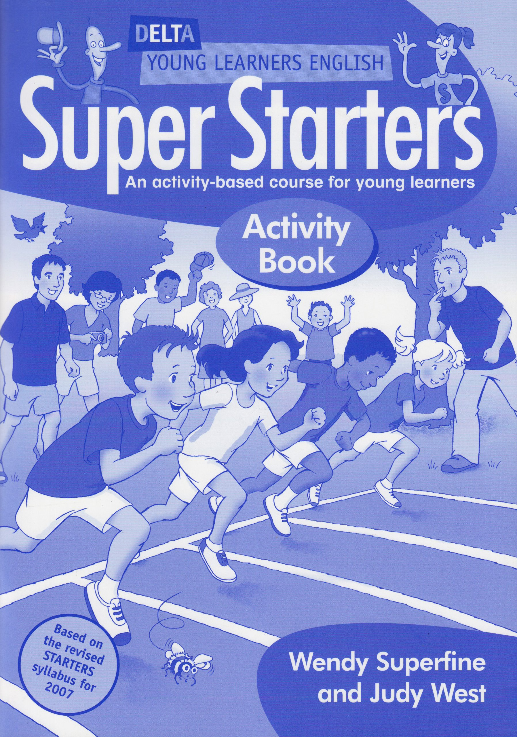 DELTA SUPER STARTERS Activity Book