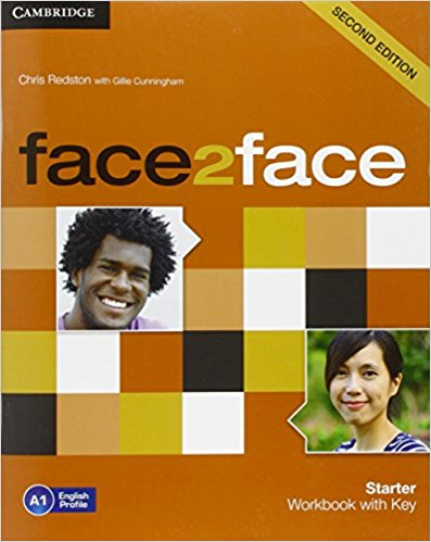 FACE 2 FACE STARTER 2nd ED Workbook with answers
