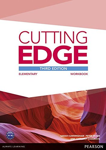 CUTTING EDGE ELEMENTARY 3rd ED Workbook without answers