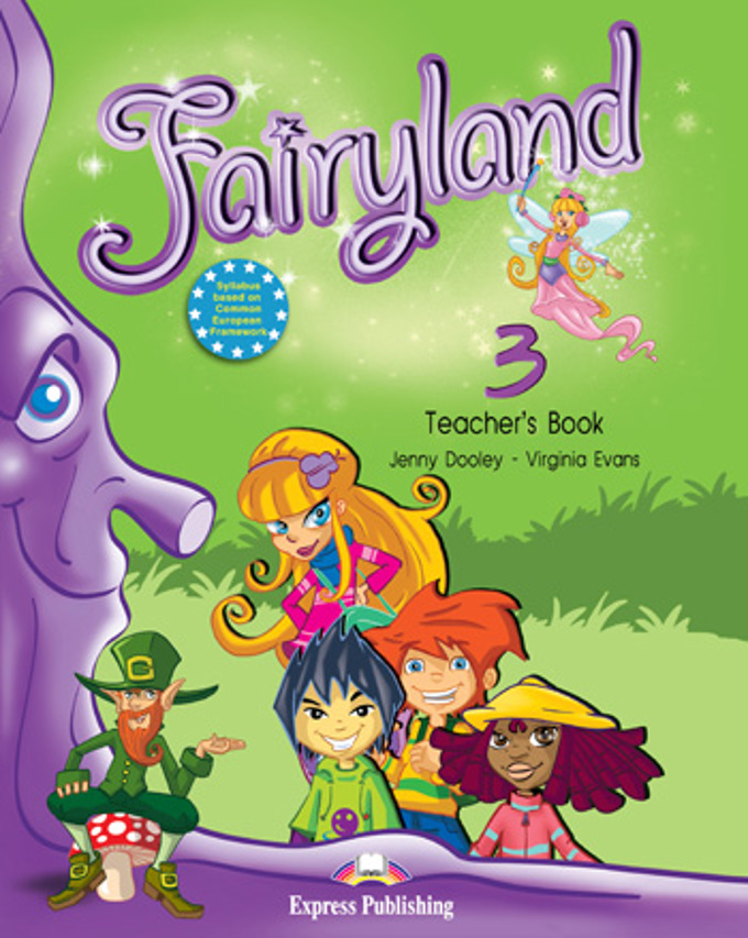 FAIRYLAND 3 Teacher's Book + Posters