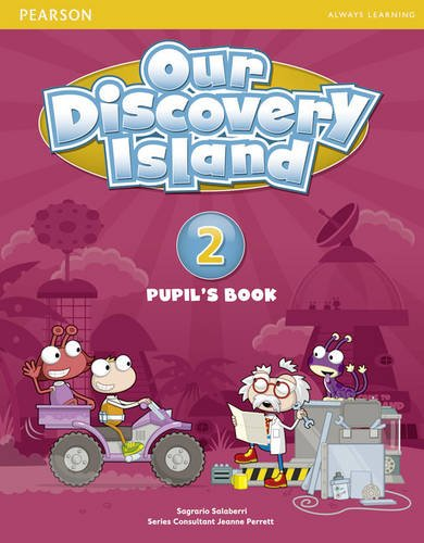 OUR DISCOVERY ISLAND 2 Pupil's Book + Pin Code