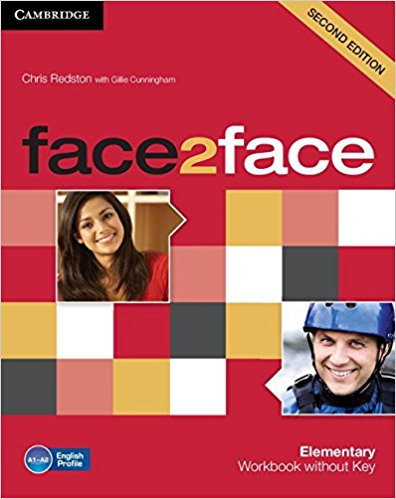 FACE 2 FACE ELEMENTARY 2nd ED Workbook without answers