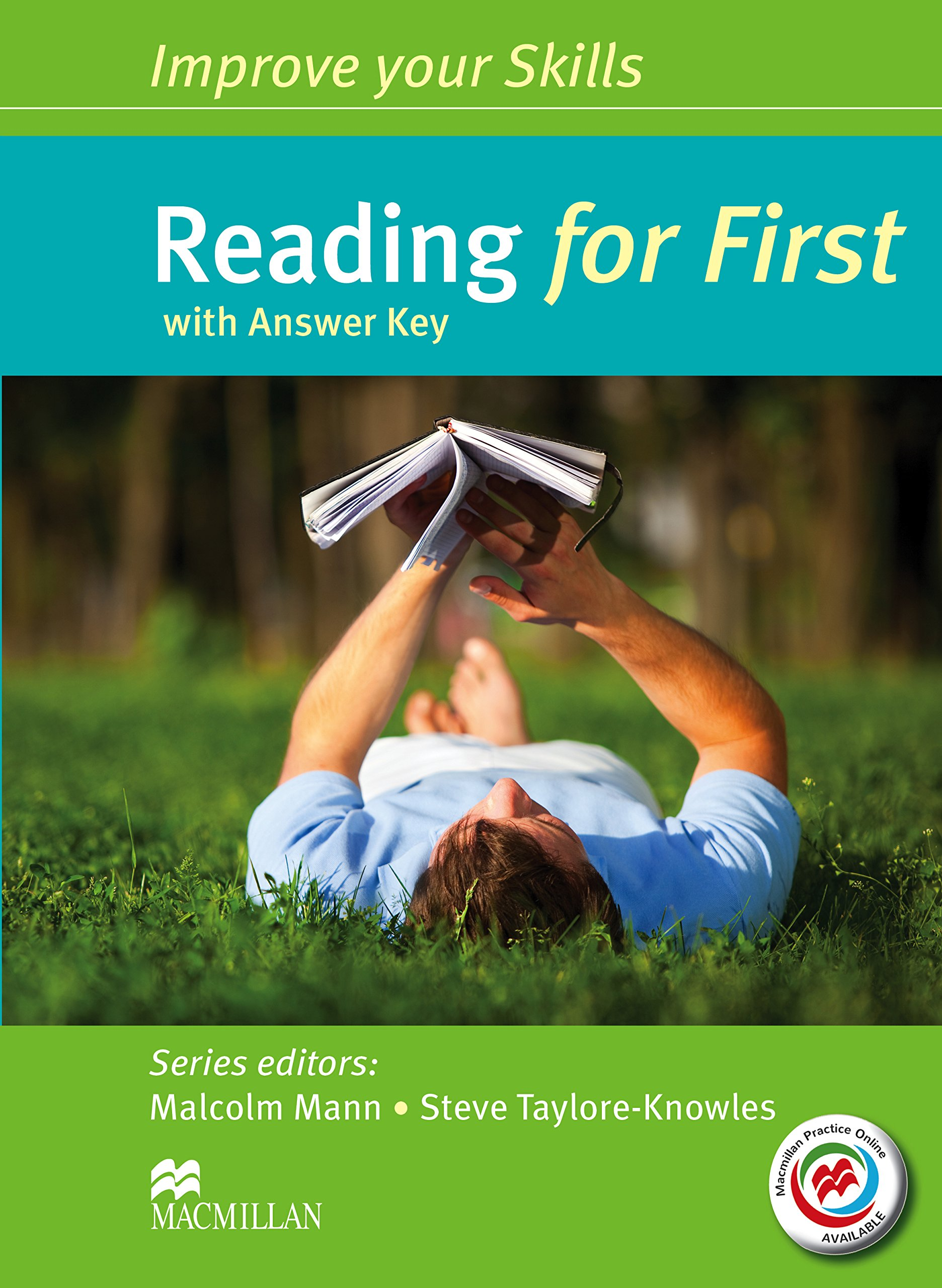 Improve Your Skills for First Reading Student's Book with answers + online Pack