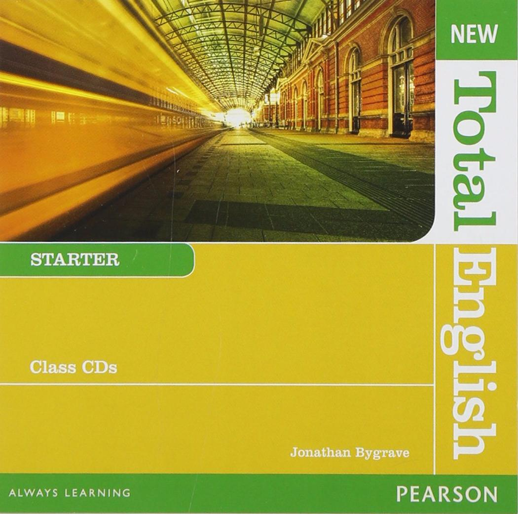 NEW TOTAL ENGLISH STARTER Audio CD