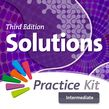 SOLUTIONS 3ED INT ONLINE PRACTICE