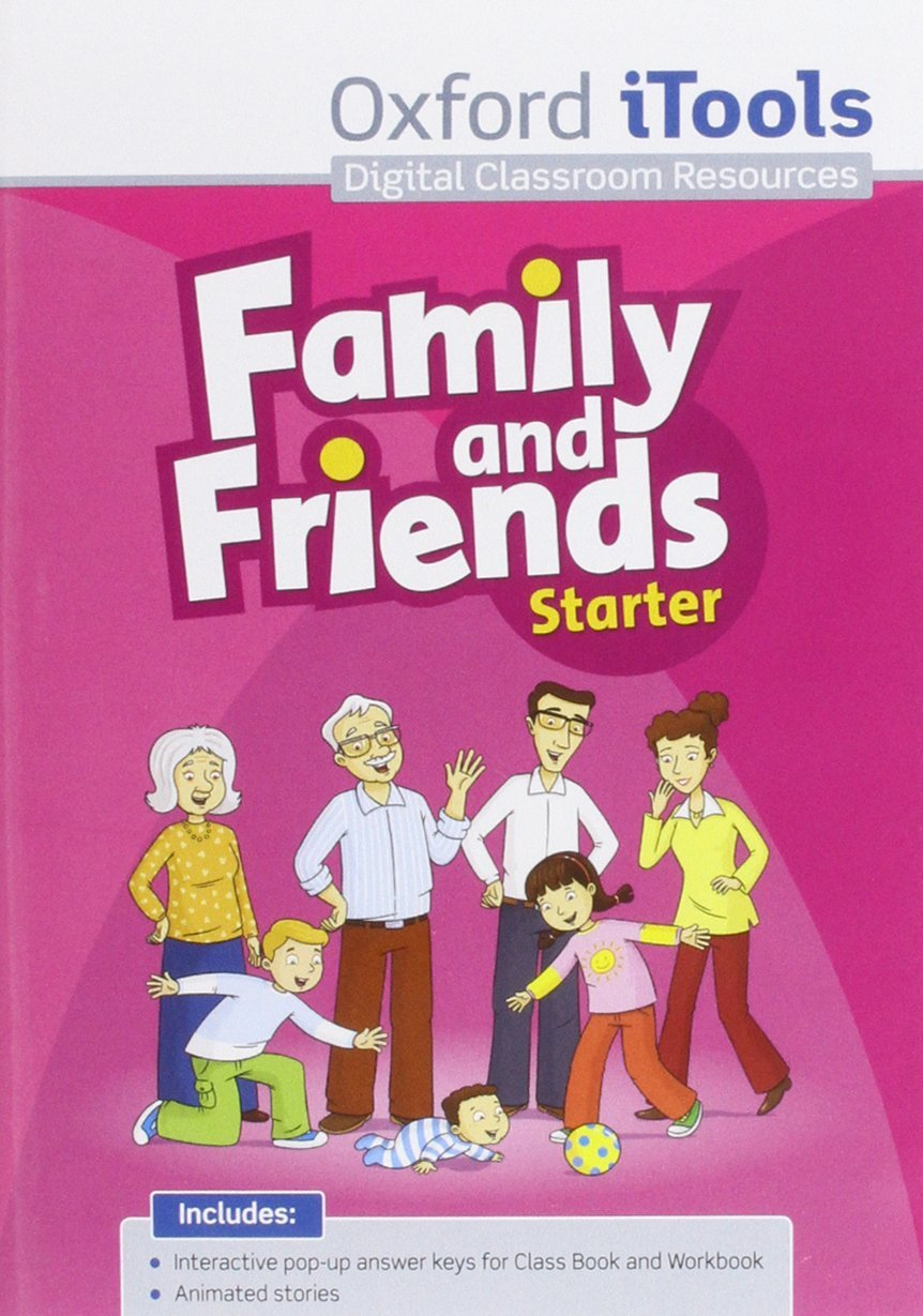 FAMILY & FRIENDS Starter Itools