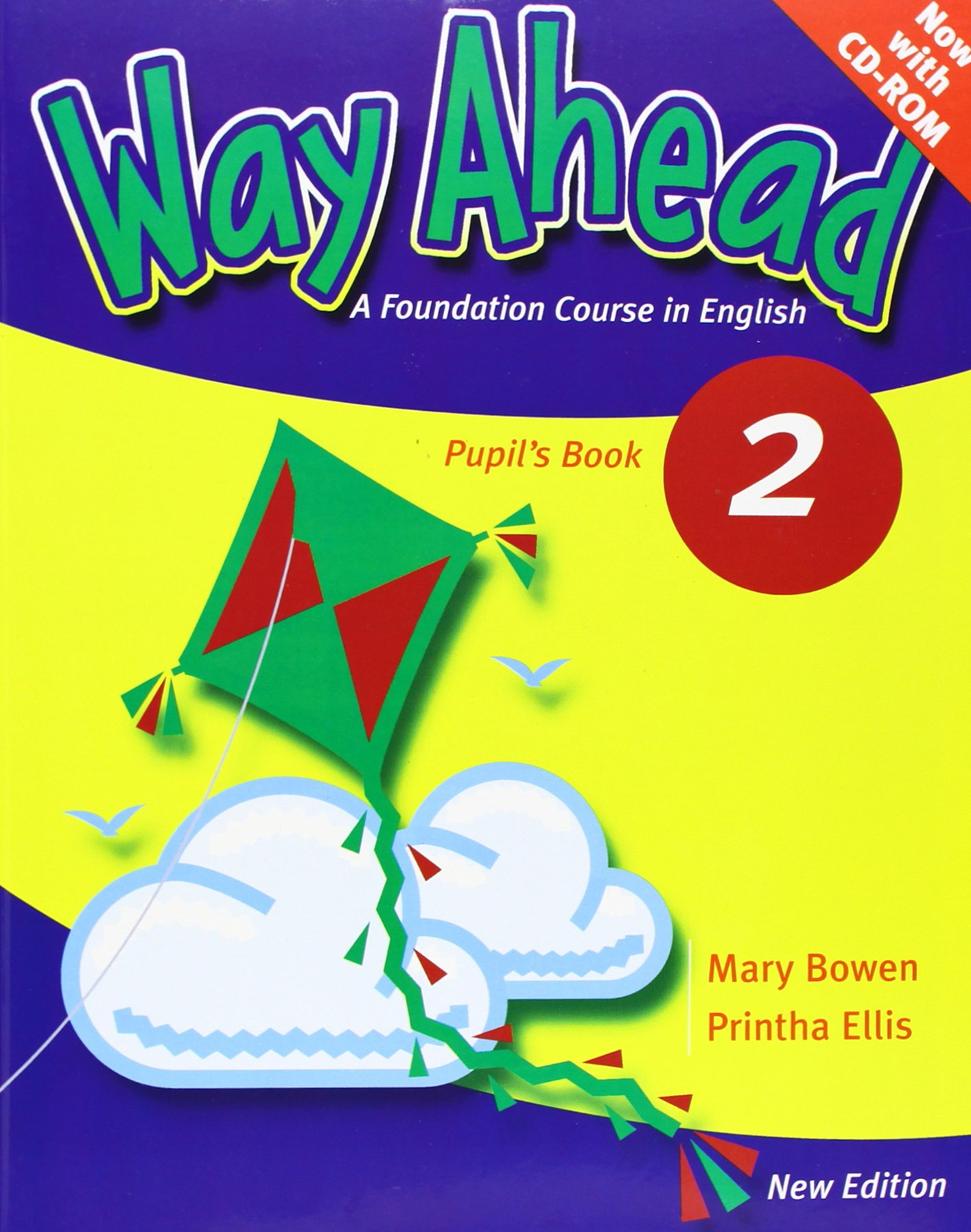 NEW WAY AHEAD 2 Pupil's Book + CD-ROM