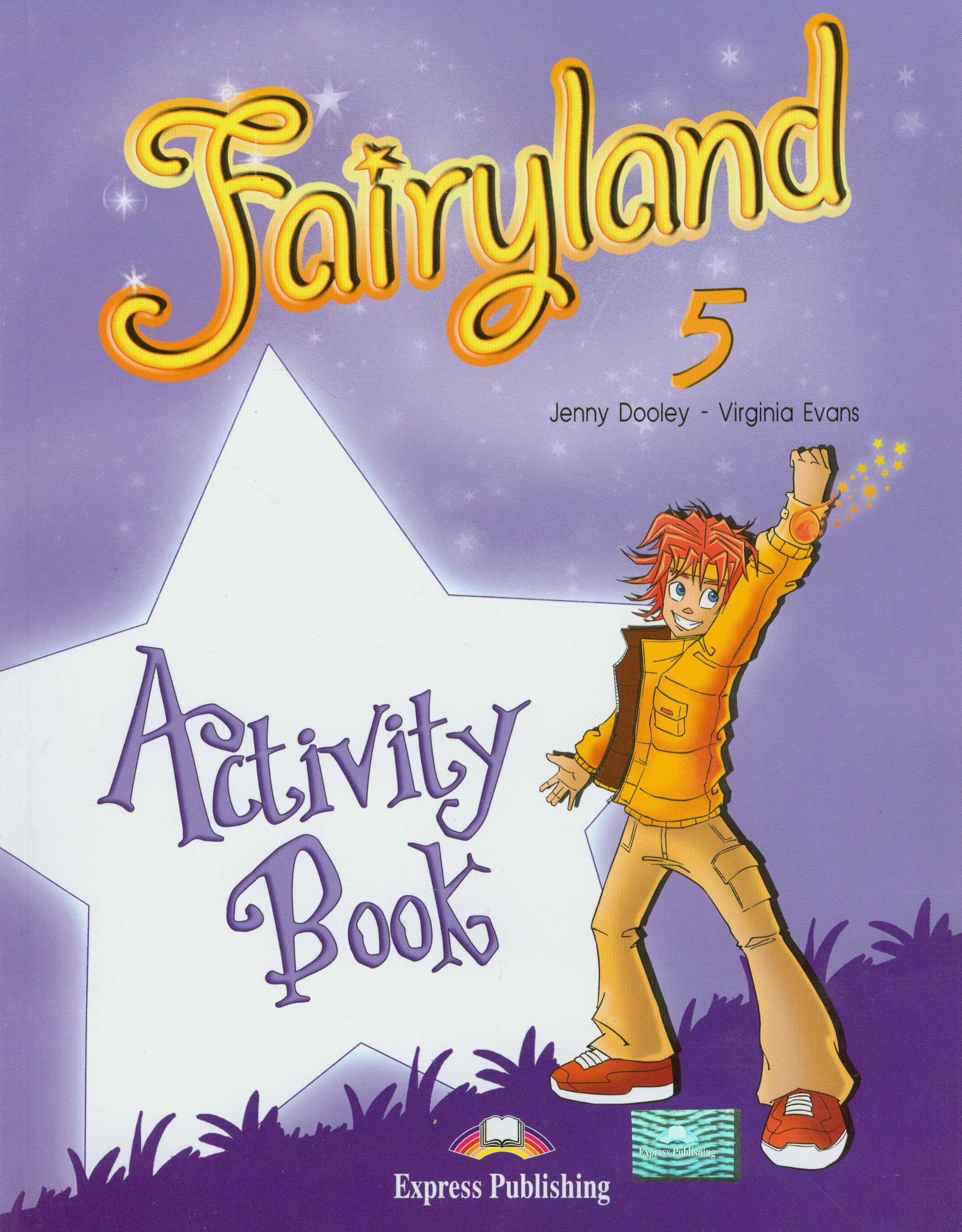 FAIRYLAND 5 Activity Book