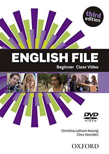 ENGLISH FILE BEGINNER 3rd ED DVD