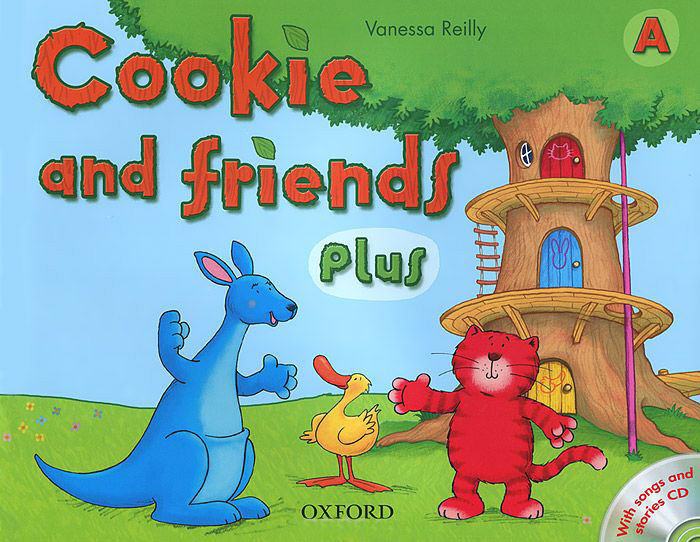 COOKIE & FRIENDS A Plus Pack
