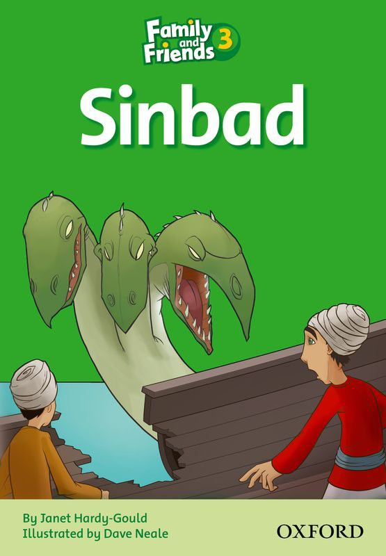 FAMILY & FRIENDS Reader 3B Sinbad