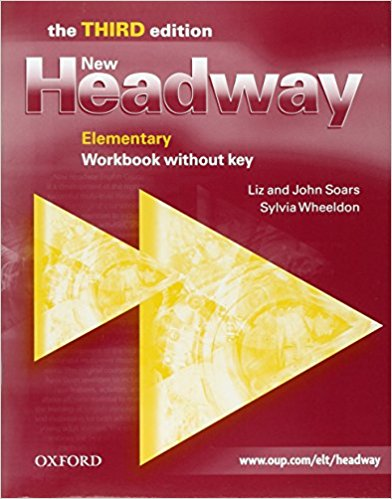 NEW HEADWAY ELEMENTARY 3rd ED Workbook without Key