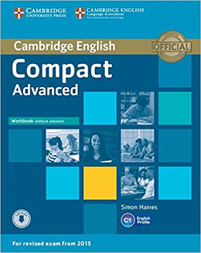 COMPACT ADVANCED 2015 Workbook without Answers