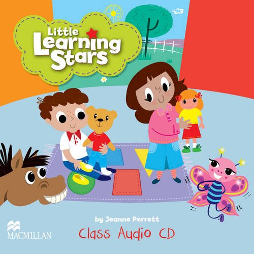 LITTLE LEARNING STARS Class Audio CD
