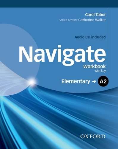 NAVIGATE ELEMENTARY Workbook with answers + Audio CD