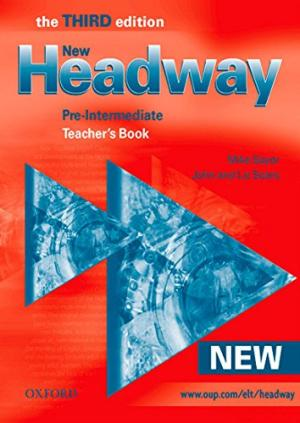 NEW HEADWAY PRE-INTERMEDIATE 3rd ED Teacher's Book