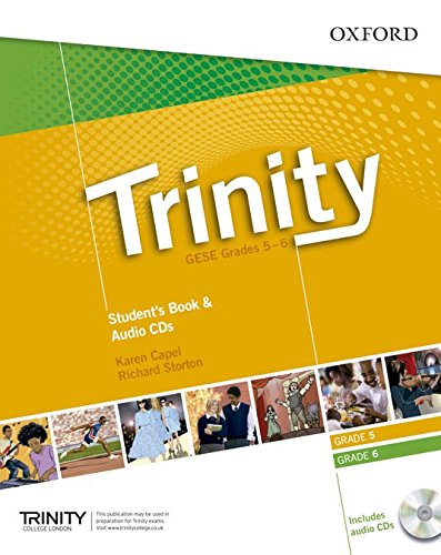 TRINITY GESE 5-6 Student's Book + Audio CD
