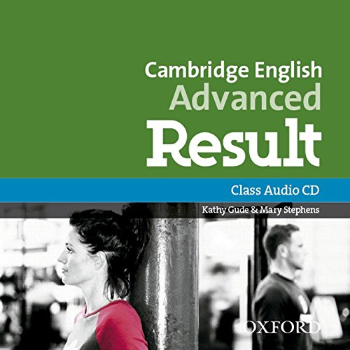 CAMBRIDGE ENGLISH ADVANCED RESULT (New for the 2015 exam) Class Audio CD (MP3)