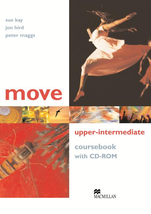 MOVE UPPER-INTERMEDIATE Student's Book + CD-ROM