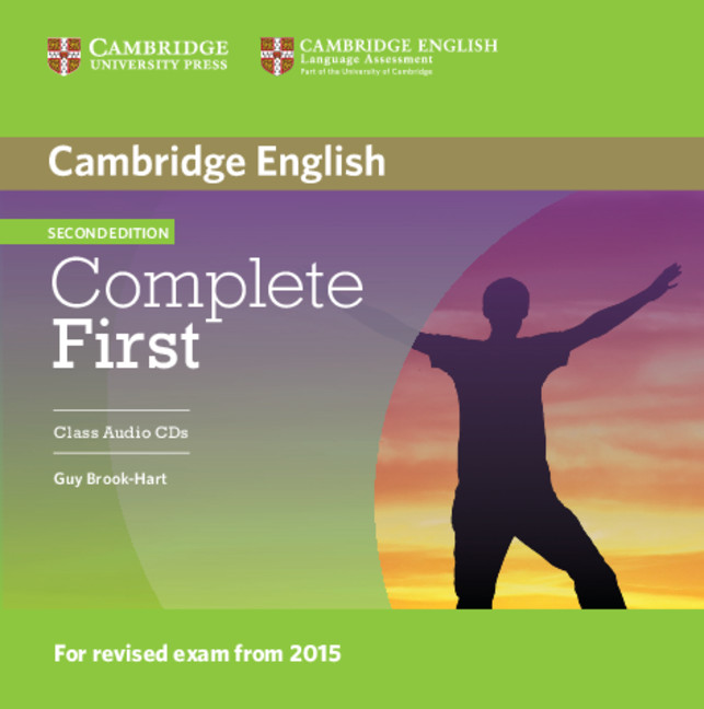 Complete First 2Ed AudioCDs x2 лицензионные