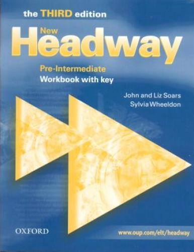 NEW HEADWAY PRE-INTERMEDIATE 3rd ED Workbook with Key