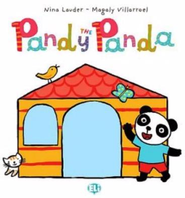 PANDY THE PANDA Poster Pack