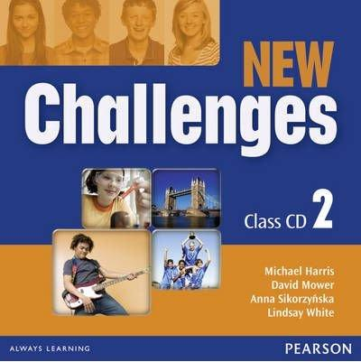 CHALLENGES NED 2 Class Audio CD (x3)